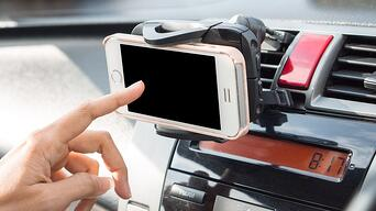 Aftermarket devices may only reduce distractions to a limited extent.