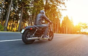 Motorcycle insurance helps protect riders.