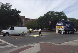 Gainesville bicycle accident